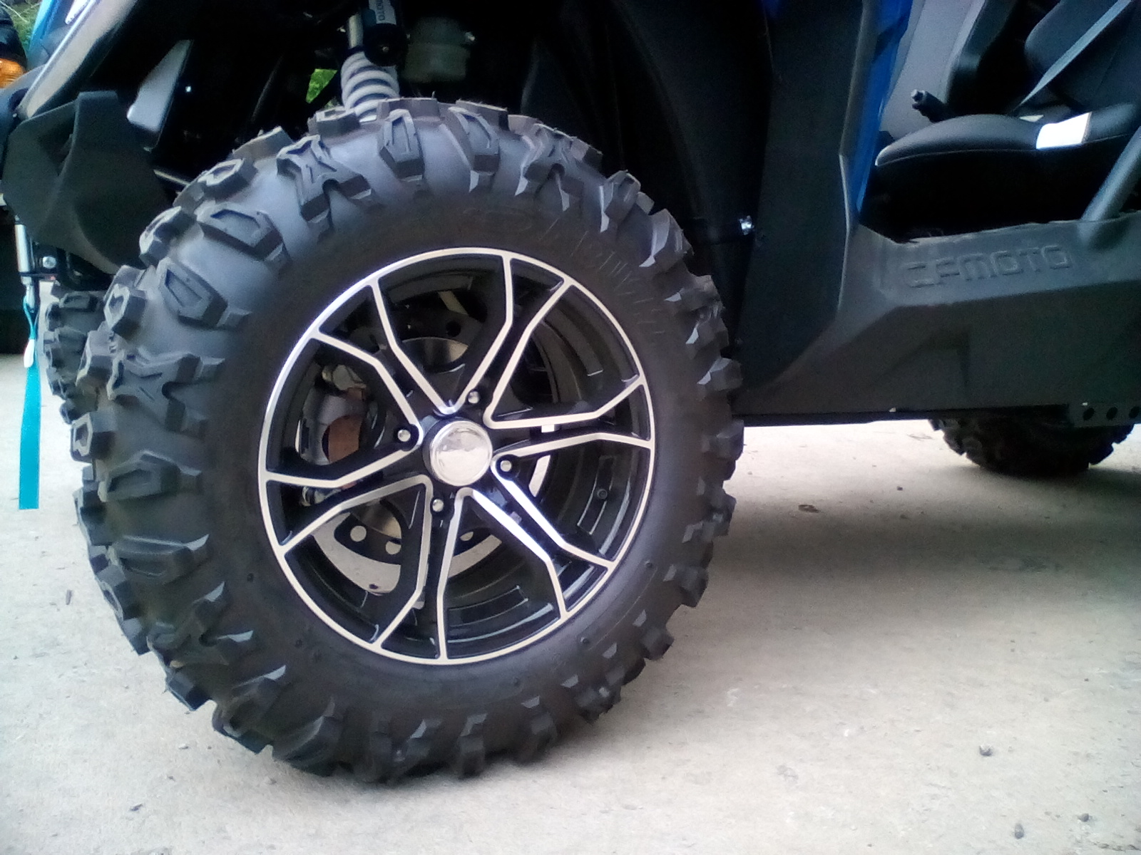 CFMoto 800 EX | Southern Off Road