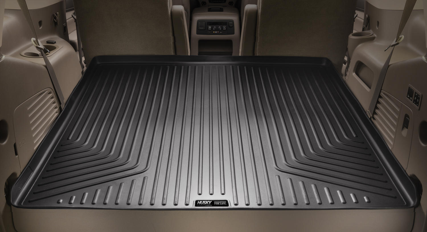 Fits 13-18 Encore//15-18 Trax Husky Liners 22041 Black Trunk Liner