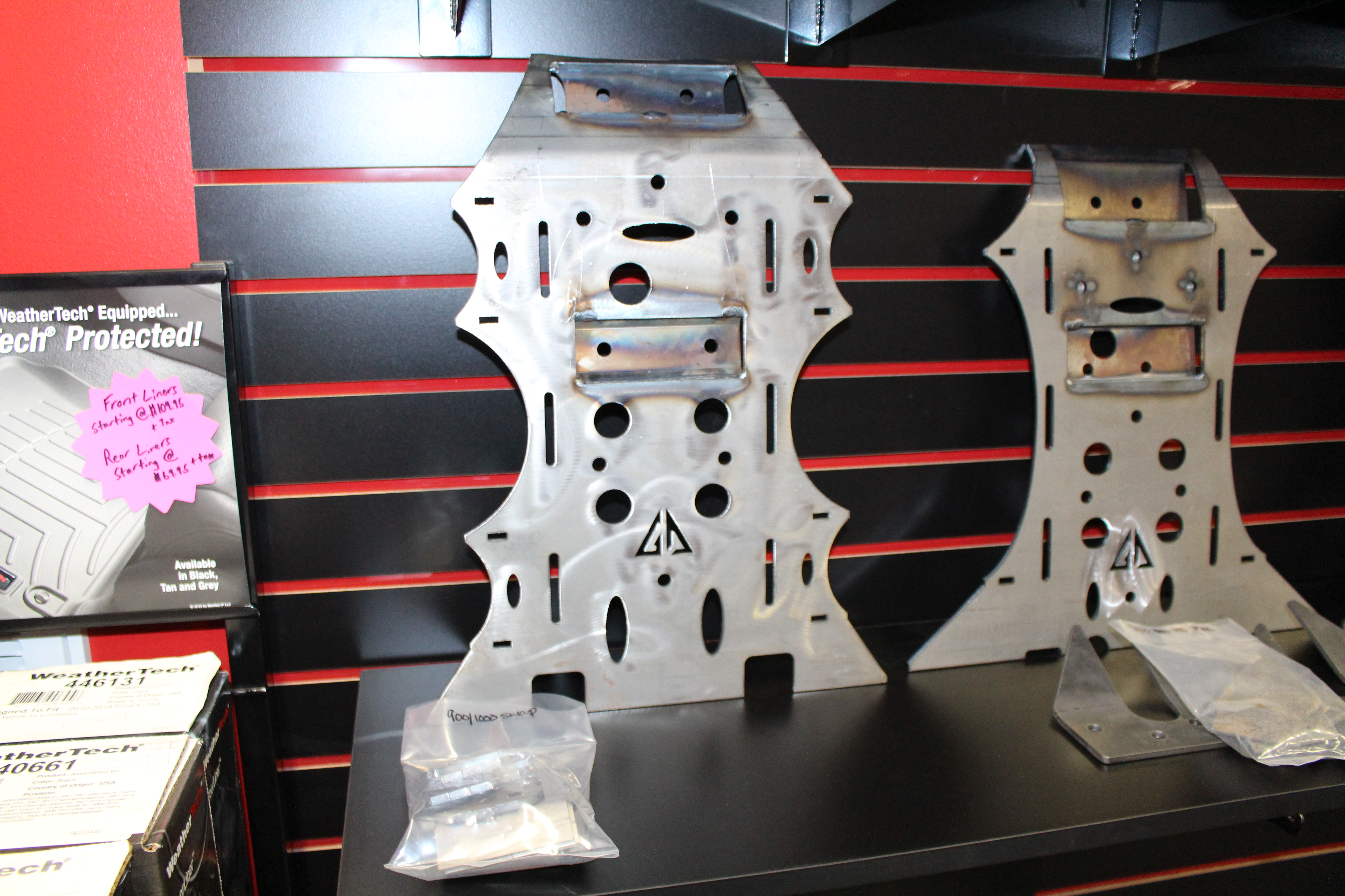 Gilbert Designs RZR 900/1000 Differential Swap Plate | Southern Off Road
